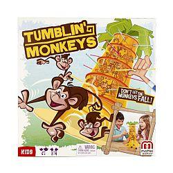 Bukfencező majmok társasjáték (kép 1)