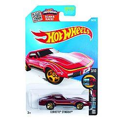 Hot Wheels Mild to Wild - Corvette Stingray (kép 1)