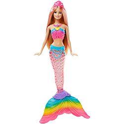 Dreamtopia Szivárványsellő Barbie (kép 1)
