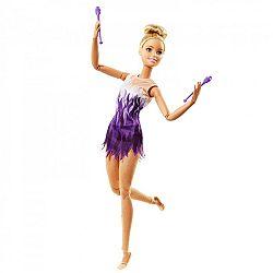 Barbie Sportoló babák - tornász (kép 1)