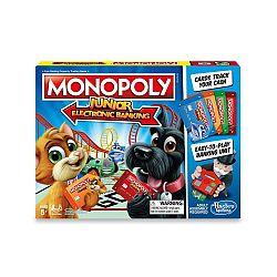 Monopoly Junior Electronic Banking társasjáték (kép 1)