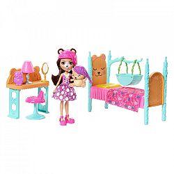 Enchantimals álom hálószoba játékszett (kép 1)