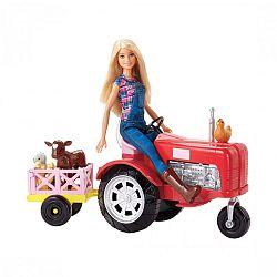 Barbie farmer baba traktorral (kép 1)