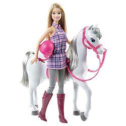 Barbie baba és lovacskája szett (kép 1)