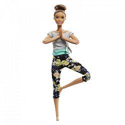 Barbie hajlékony jógababa ÚJ - Barna (kép 1)