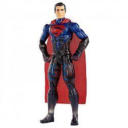 Justice League - Az igazság ligája Superman figura acél ruhában (kép 1)