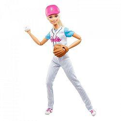 Barbie Sportoló babák - baseball játékos (kép 1)