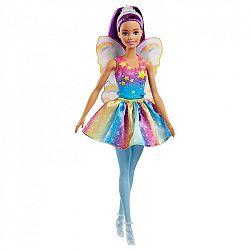 Barbie Dreamtopia tündérek - Szivárványtündér ÚJ (kép 1)