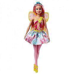 Barbie Dreamtopia tündérek - Cukorkatündér ÚJ (kép 1)