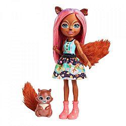 Enchantimals baba állatkával - Sancha Squirrel és Stumper (kép 1)