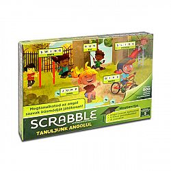 Scrabble tanuljunk angolul (kép 1)