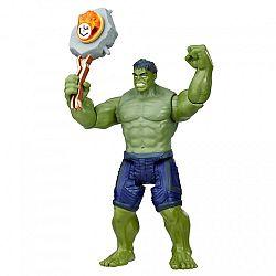 Bosszúállók: Végtelen háború közepes figura kővel - Hulk (kép 1)