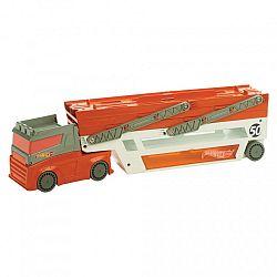 Hot Wheels Mega autószállító kamion (kép 1)