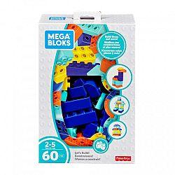 Mega Bloks mini építőkockák - 60 db (kép 1)