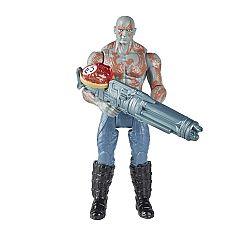 Bosszúállók: Végtelen háború közepes figura kővel - Drax (kép 1)