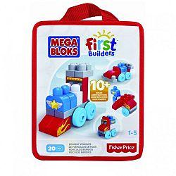 Mega Bloks Mini építőzacskók - Járművek (kép 1)