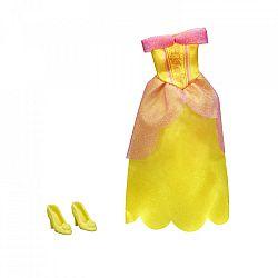 Disney hercegnők ruha kiegészítővel - Belle (kép 1)