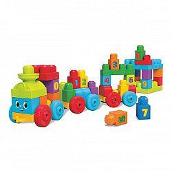 Mega Bloks 123 számvonat (kép 1)