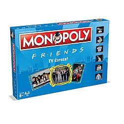 Monopoly - Jóbarátok kiadás magyar nyelvű (kép 1)
