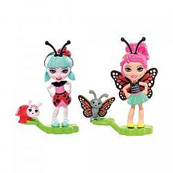 Enchantimals Petal Park bogárbarátok - Ladelia Ladybug és Baxi Butterfly (kép 1)