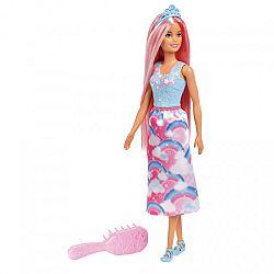 Barbie Dreamtopia Varázslatos hercegnő fésűvel (kép 1)