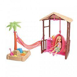 Barbie Chelsea trópusi játékszett (kép 1)
