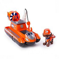 Mancs őrjárat észvesztő mentés - Zuma és légpárnás hajója (kép 1)