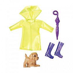 Barbie Chelsea ruha szettek - Esőkabát (kép 1)
