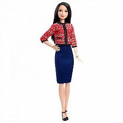 Barbie 60. évfordulós karrier babák - Polgármester baba (kép 1)
