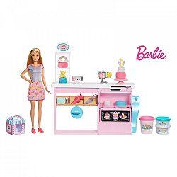 Barbie cukrászműhely (kép 1)