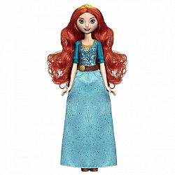 Disney ragyogó hercegnők - Merida baba (kép 1)