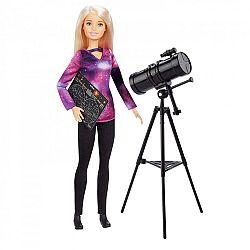 Barbie National Geographic babák - Csillagász (kép 1)