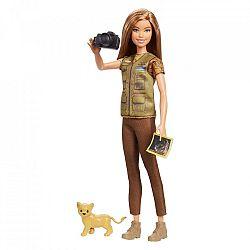 Barbie National Geographic babák - Természet fotós (kép 1)