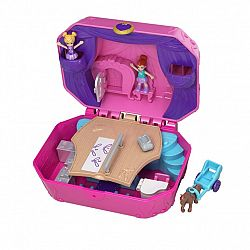 Polly Pocket közepes szett - Icipici zenedoboz (kép 1)