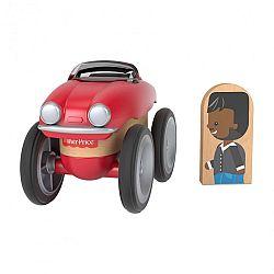 Fisher-Price Wonder Makers járművek - Piros autó (kép 1)