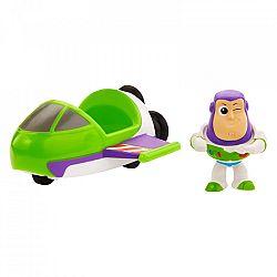 Toy Story 4 minifigurák járművel - Buzz Lightyear (kép 1)