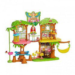 Enchantimals Dzsungelkávézó játékszett (kép 1)