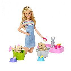 Barbie állatka napközi szett (kép 1)