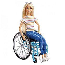 Barbie kerekesszékes baba (kép 1)