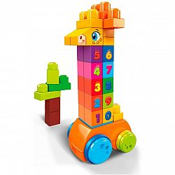 Mega Bloks Számoló zsiráf (kép 1)