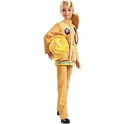 Barbie 60. évfordulós karrier babák - tűzoltó baba (kép 1)