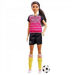 Barbie 60. évfordulós karrier babák - focista baba (kép 1)