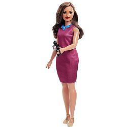 Barbie 60. évfordulós karrier babák - riporter baba (kép 1)