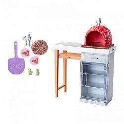 Barbie kerti bútorok - Pizzasütő (kép 1)