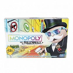 Monopoly Y generáció kiadás (kép 1)