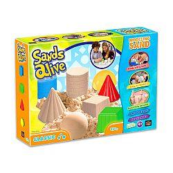 Sands Alive modellező homok - Klasszikus formák (kép 1)