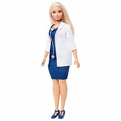 Barbie karrier babák orvos - molett (kép 1)