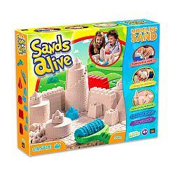 Sands Alive modellező homok - Kastély szett (kép 1)