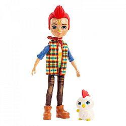 Enchantimals baba állatkával - Redward Rooster és Cluck (kép 1)