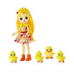 Enchantimals baba állatka családdal - Dinah Duck és kiskacsái (kép 1)